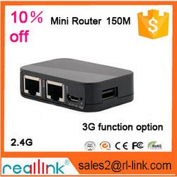 802.11N 2.4GHz 150M WiFi Router with High Gain 5dBi Fixed Antenna