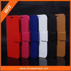 Business style wallet leather case for Samsung Galaxy 9300