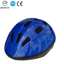 New products 2015 kids children skating helmets bicycle bike cycling blue