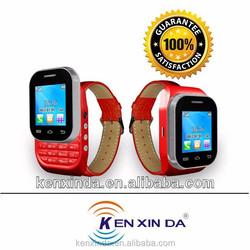 Kenxinda 1.44inch dual sim mini watch cell phone