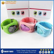 [Smart-times] Newest Outdoor Mobile Bracelet Kids GPS Tracker Watch Phone