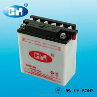 Factory Best Prices Motorcycle Battery 12V 5Ah Exide Battery