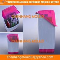 Hot selling plastic brush holder dental plastic mould