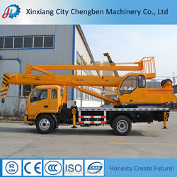 Top Machine Manufacturers Radio Control Knuckle Boom Crane