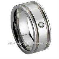 manufacturer of mens tungsten carbide rings from china