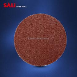 Factory direct free sample best seller velcro abrasive disc velcro , sanding disc