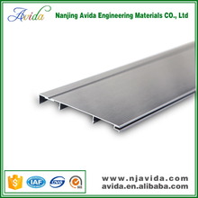 Decorative wall stainless steel skirting board