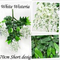 High-quality Artificial Flower 70cm Artificial Wisteria for Wedding Decoration