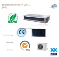 36000BTU Duct Type DC Solar Air Conditioner