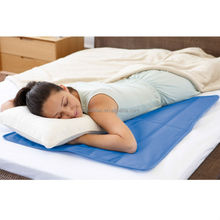 Phase Change Cooling Crystal Summer Cooling Mattress Pad for Body 90*90cm