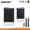 SHIER TK-T6B Portable 18watt rechargeable wireless drive guitar amplifier