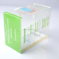 Hot sale customized watch packaging box box with hang hole