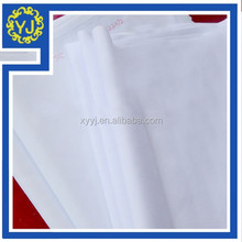 124gsm plain broadcloth bleached ready-to-dye fabric