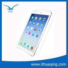 Anti Oil/ Water Coating highly durable glass screen protector for ipad