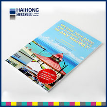 Custom High Quality Best Price A3 A4 A5 Brochure / Booklet / Flyer / Catalog Printing in China