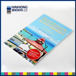 Custom High Quality Best Price Brochure / Booklet / Flyer / Catalog Printing in China