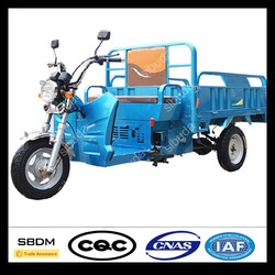 SBDM Heavy Load 110CC Used Tricycle For Sale