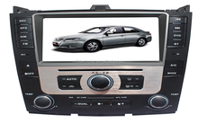 8 inch cheap double din touch screen car stereo GPS for BYD G6