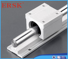 With quality warrantee Lishui hot sell dual shaft rail linear guide rail for lathe machine parts