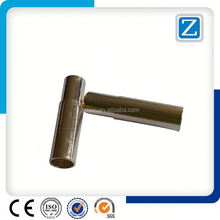 Seamless Carbon Steel Red Tee Pipe Fitting