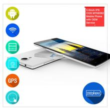 ODM quad core 1 year warranty dual sim card phone