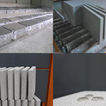 Fiber foam cement heat preservation board machine, Fireproof fiber foam cement board machine