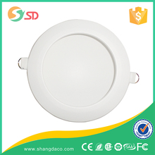 8w,12w,20W 3 colors in one fitting led dimmable downlight CE, SAA