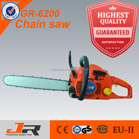 factory price professional 62cc chainsaw
