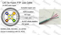 pc standard cable cat5e utp/ftp