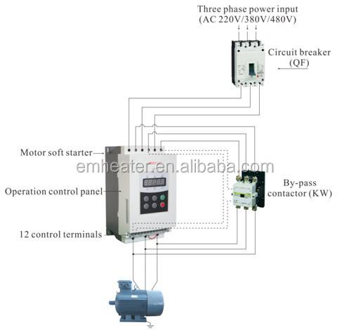 Electric Starter Motors From Shenzhen Jiurun Technology