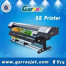 High quality Garros XE1801 DX5 Head Eco Solvent Printer 6ft Tarpaulin Printer Digital Plotter Printer