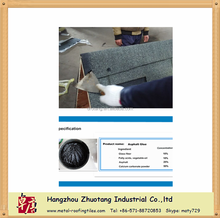 Steel barrel asphalt glue, can be heated directly on fire