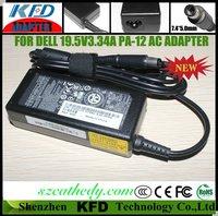 NEW For Dell 19.5V3.34A 65W PA-12 Computer Accessories