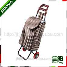 juxin travel trolley bags with chair duffel bag promotional