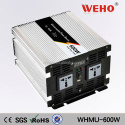 New model 600w 48v pwm inverter charger and solar charger controller