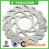 High strength stainless steel ATV parts for SUZUKI LTZ400 brake disc