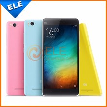 "Original Xiaomi Mi4i Mobile Phone 5.0"" 1920x1080P Qualcomm Octa Core 2GB RAM 13MP Android 5.0 Xiaomi Mi 4i Phone"