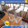 clear and color high gloss decorative acrylic plastic glass sheet