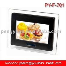 7'' inch LCD Digital Photo Frame(1.1/1.5/3/4/7/8/11/15/17 inch) Gift Photo Frame, Decorative Photo Frame