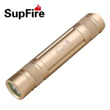 SupFire S5 (2) rechargeable Pocket torches and flashlight