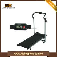 MTM1040 indoor cheap manual treadmill running machine