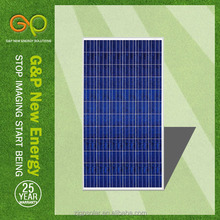 best price power poly 300w solar panel for 8 KW solar power system