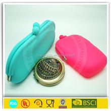 popular silicone rubber smart coin purse