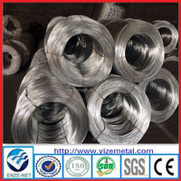 Supply low price hot dipped galvanized wire/galvanized iron wire(Professional Manufacture)