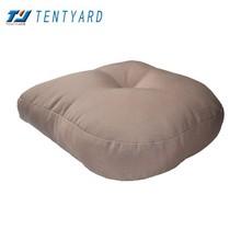 New listing gray button lounger cushion,simple sun lounger cushion,decoretion your garden lounger cushion