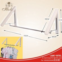 New Wall mounted clothes drying rack stand for hanging clothes