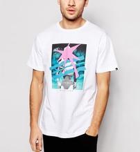 custom ringspun cotton eco-friendly digital t-shirt printing