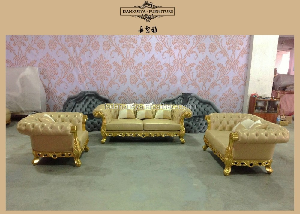 American style living room furniture leather sofa design for American living style furniture