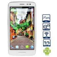 Best style iNew i3000 GPS + AGPS Navigator Big screen Android Phone 4.2.1, CPU Chip: MTK6589, A7, 1.2GHz Quad Core, ROM: 16GB