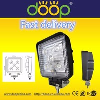 Commercial electric led work light/retractable led work light